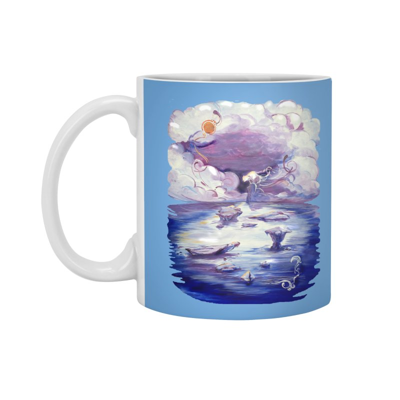 Polar Accessories Standard Mug by NIKARNOLDI