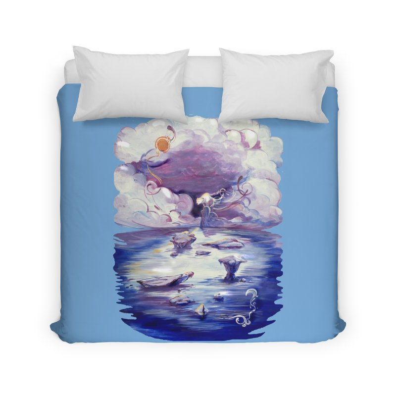 Polar Home Duvet by NIKARNOLDI.art
