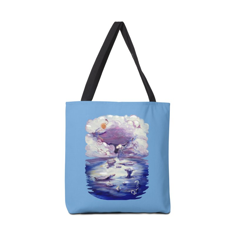 Polar Accessories Bag by NIKARNOLDI.art