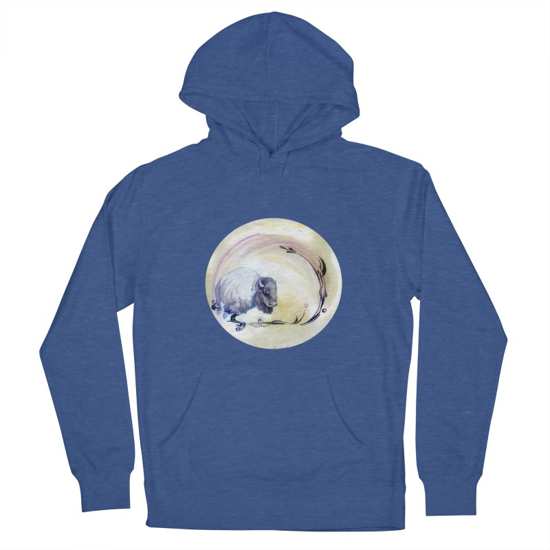 Plains Women's Pullover Hoody by NIKARNOLDI.art