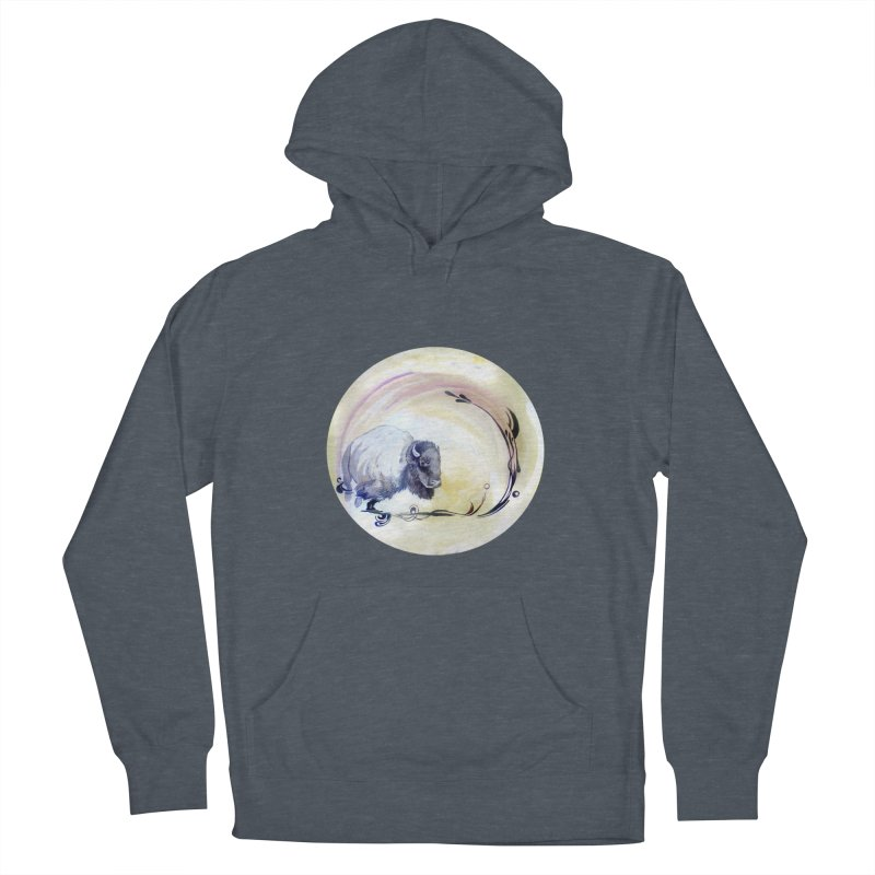 Plains Men's Pullover Hoody by NIKARNOLDI.art