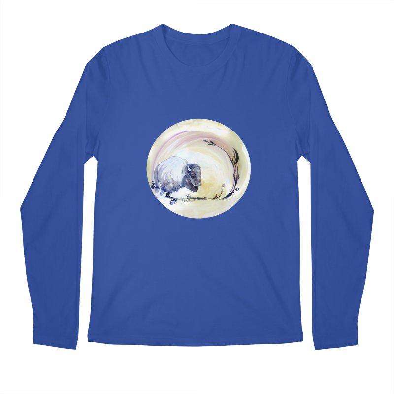 Plains Men's Longsleeve T-Shirt by NIKARNOLDI.art