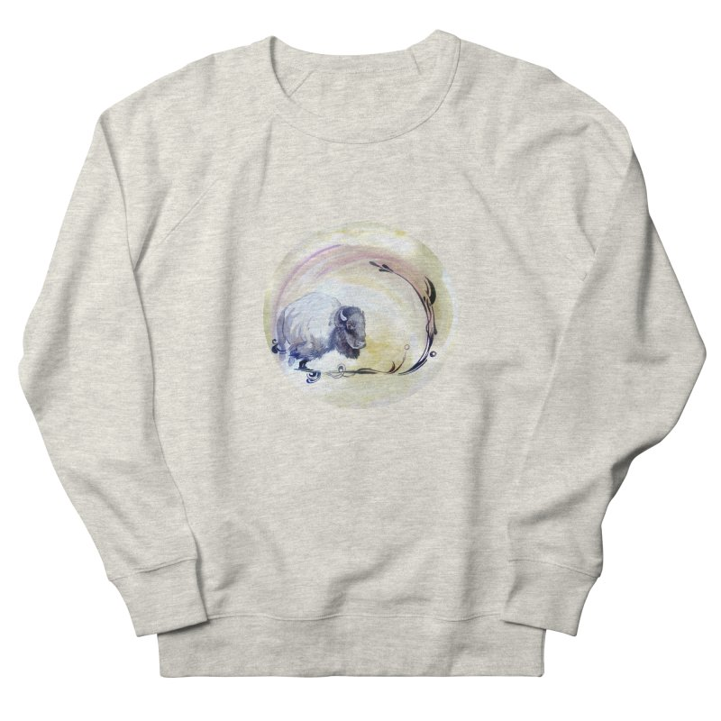 Plains Men's Sweatshirt by NIKARNOLDI.art