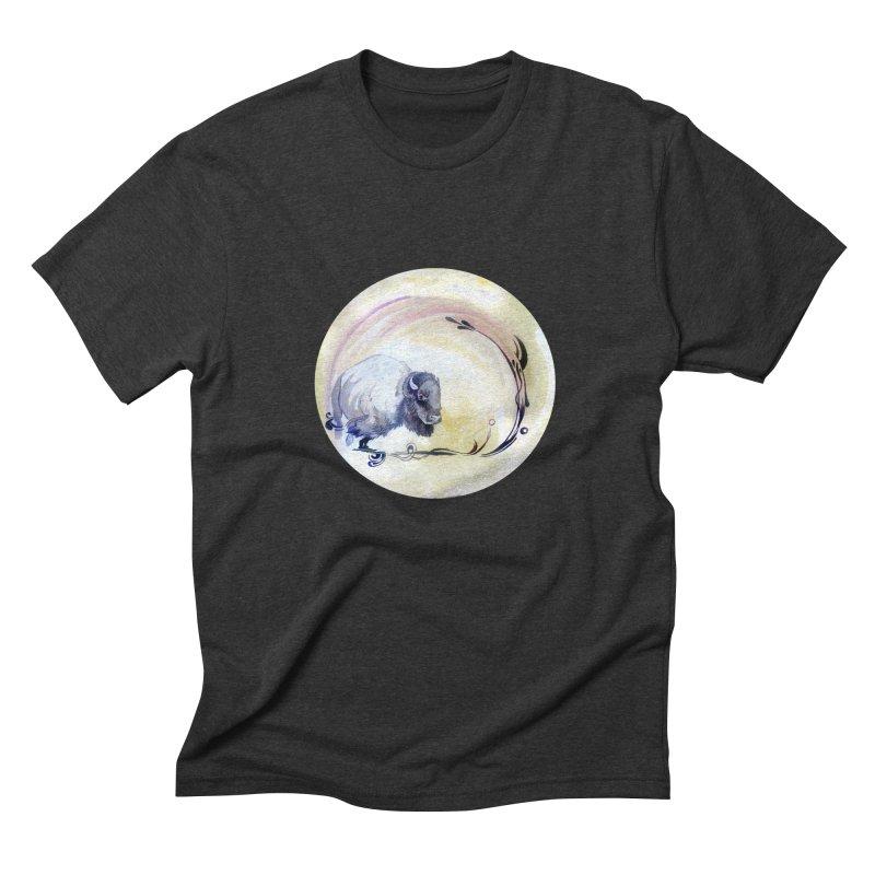 Plains Men's Triblend T-Shirt by NIKARNOLDI.art