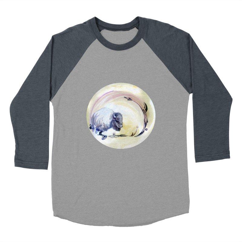 Plains Men's Baseball Triblend T-Shirt by NIKARNOLDI.art