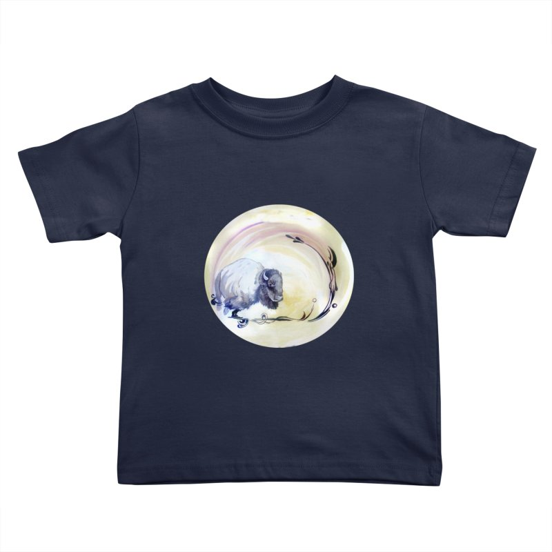 Plains Kids Toddler T-Shirt by NIKARNOLDI.art