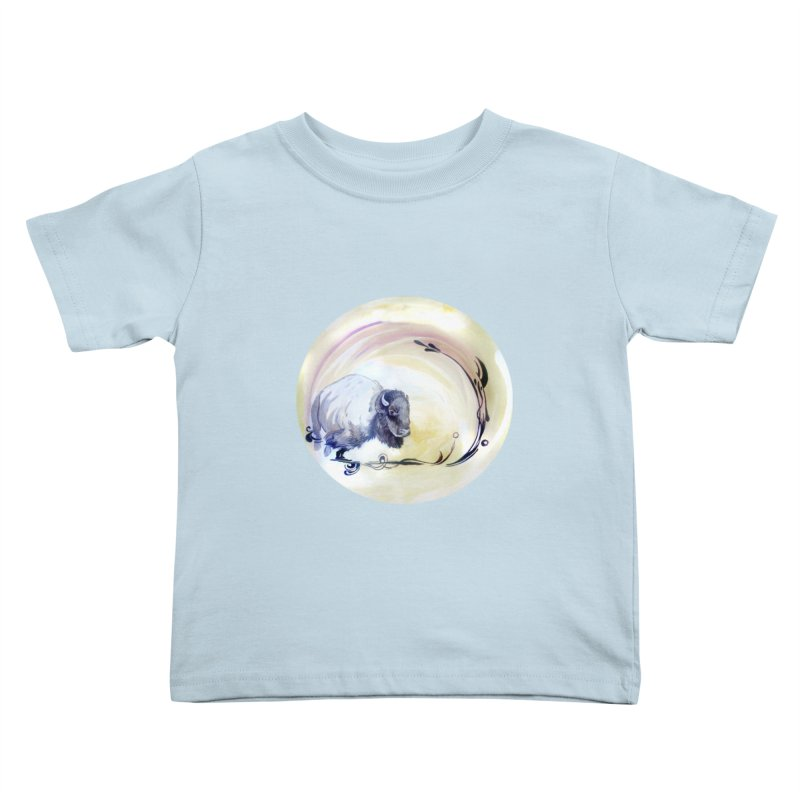 Plains Kids Toddler T-Shirt by NIKARNOLDI.art