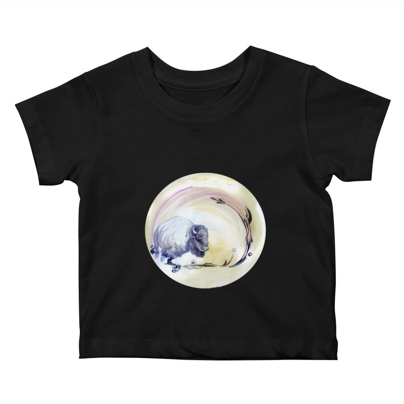 Plains Kids Baby T-Shirt by NIKARNOLDI.art
