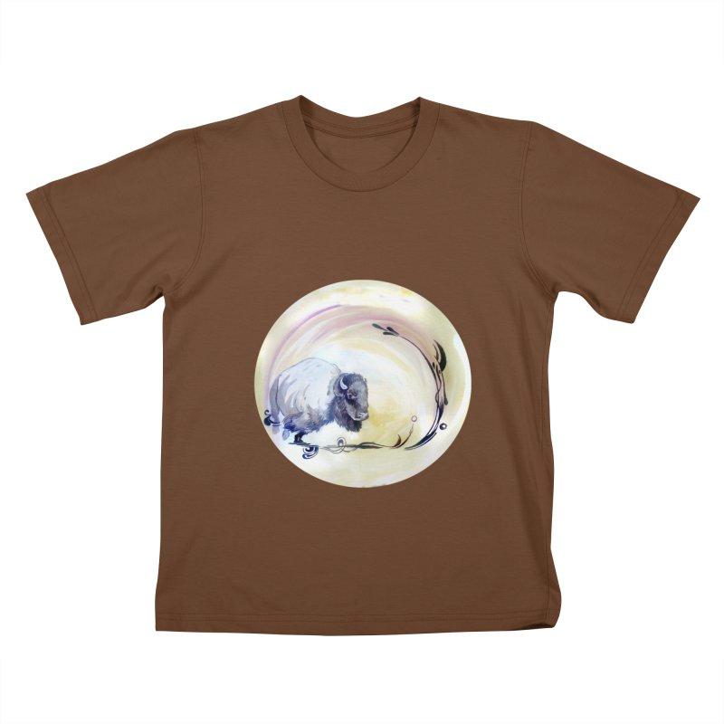 Plains Kids T-Shirt by NIKARNOLDI.art