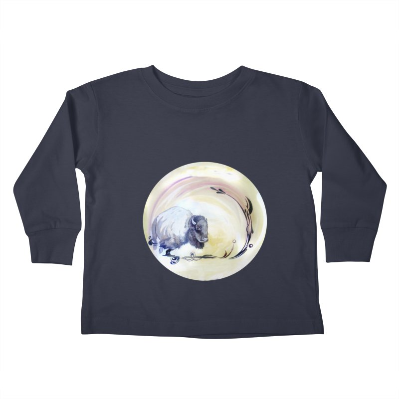 Plains Kids Toddler Longsleeve T-Shirt by NIKARNOLDI.art