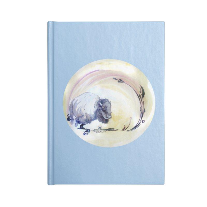 Plains Accessories Notebook by NIKARNOLDI.art