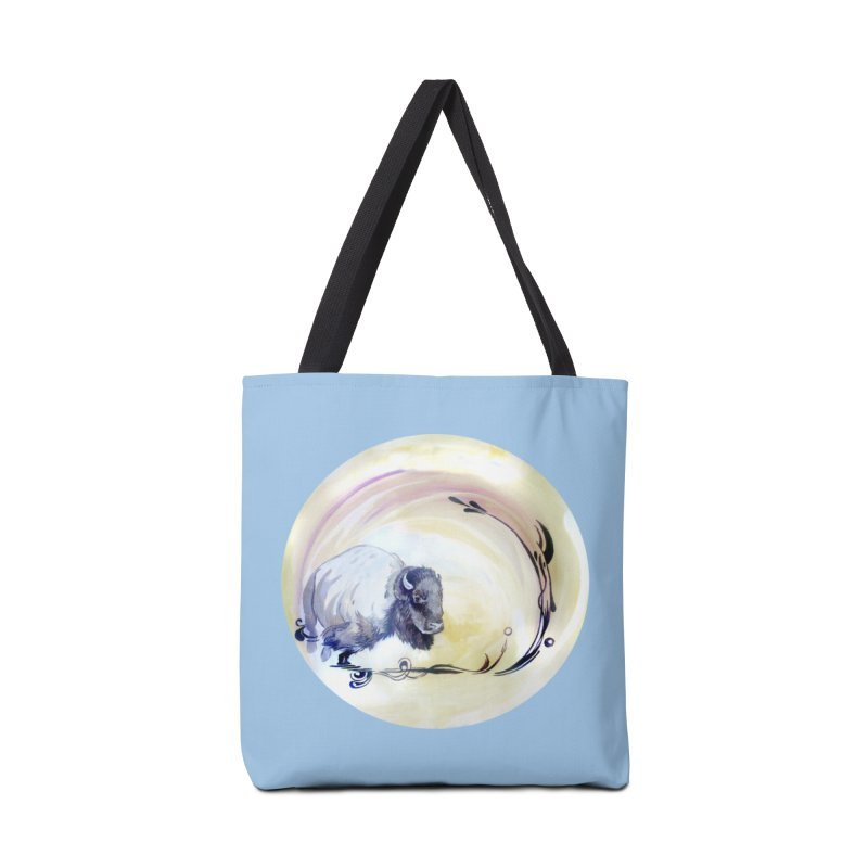 Plains Accessories Bag by NIKARNOLDI.art