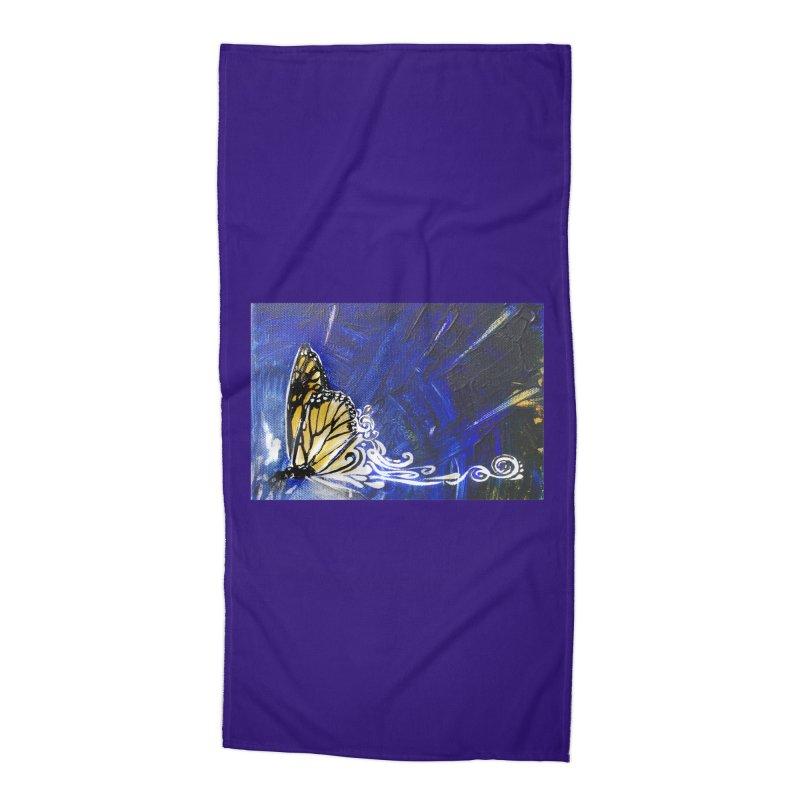 Royalty Accessories Beach Towel by NIKARNOLDI