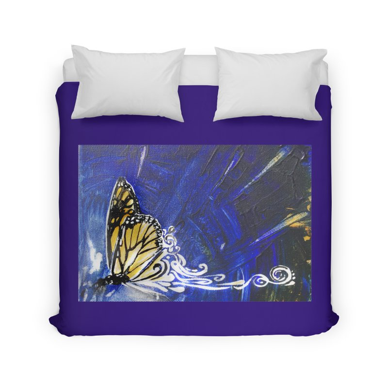 Royalty Home Duvet by NIKARNOLDI.art