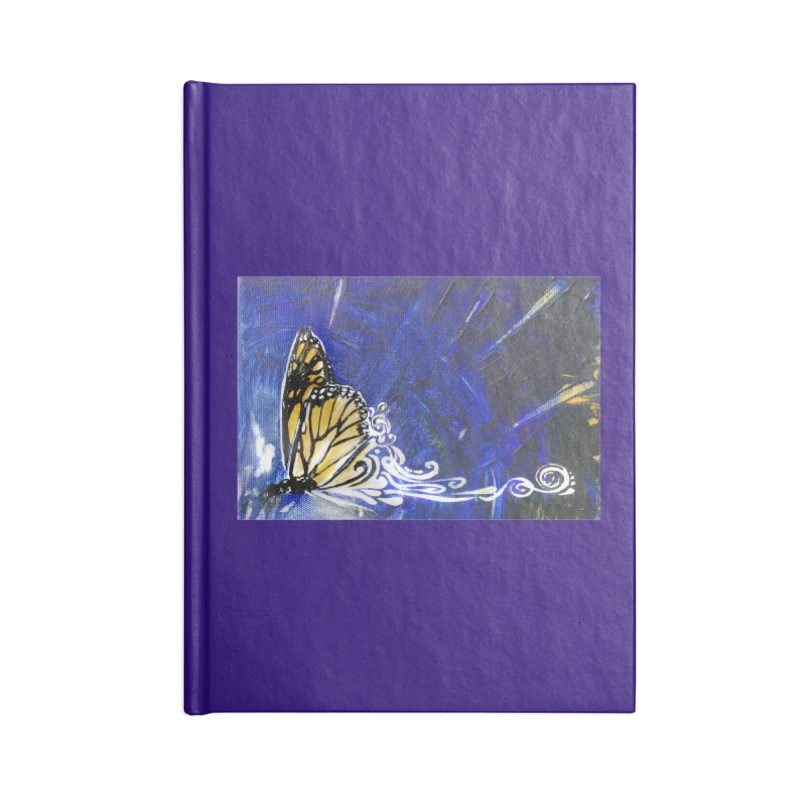 Royalty Accessories Lined Journal Notebook by NIKARNOLDI