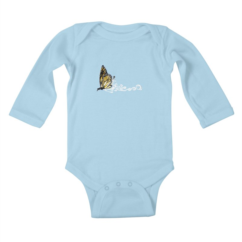 Royalty Kids Baby Longsleeve Bodysuit by NIKARNOLDI.art