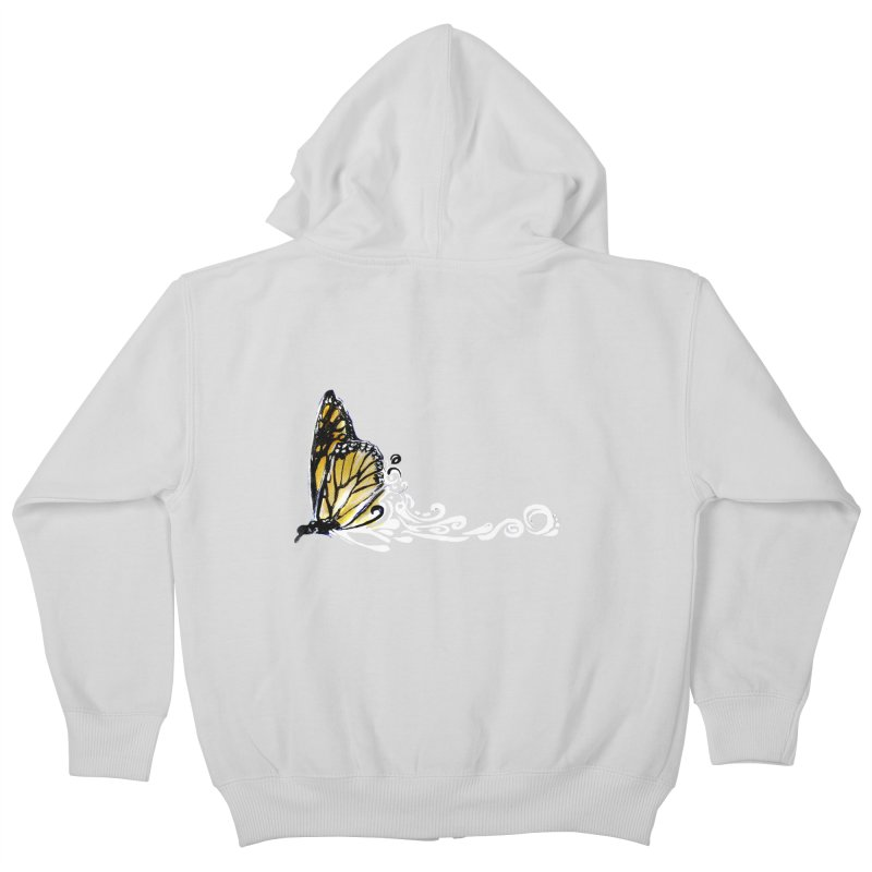 Royalty Kids Zip-Up Hoody by NIKARNOLDI.art