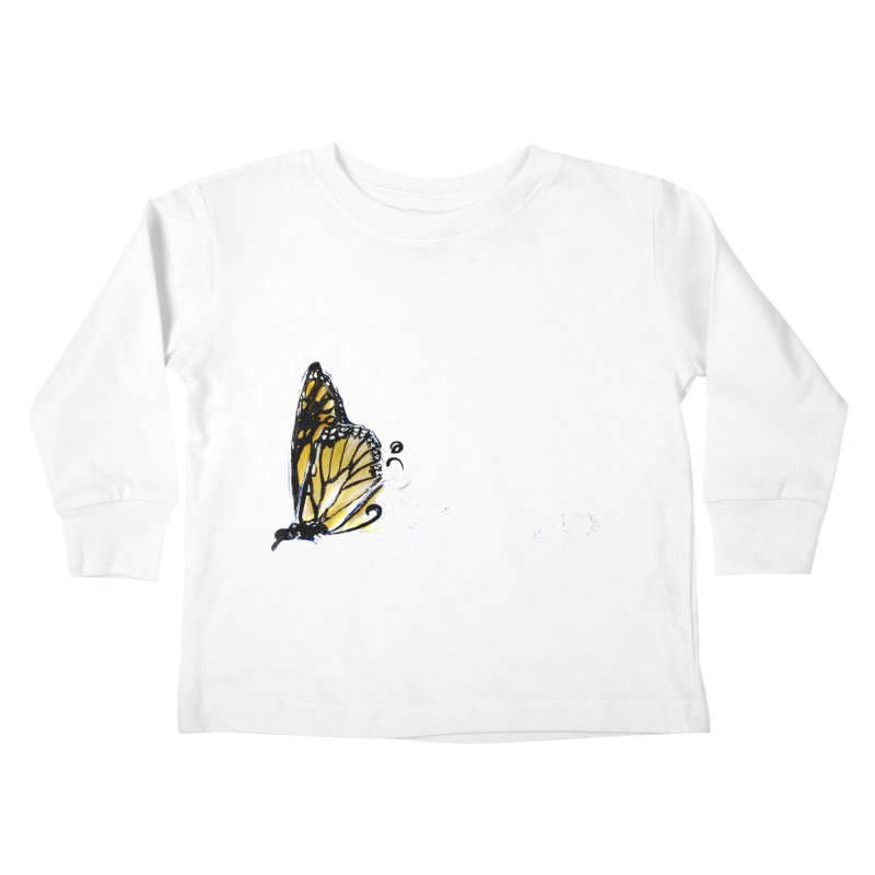 Royalty Kids Toddler Longsleeve T-Shirt by NIKARNOLDI.art