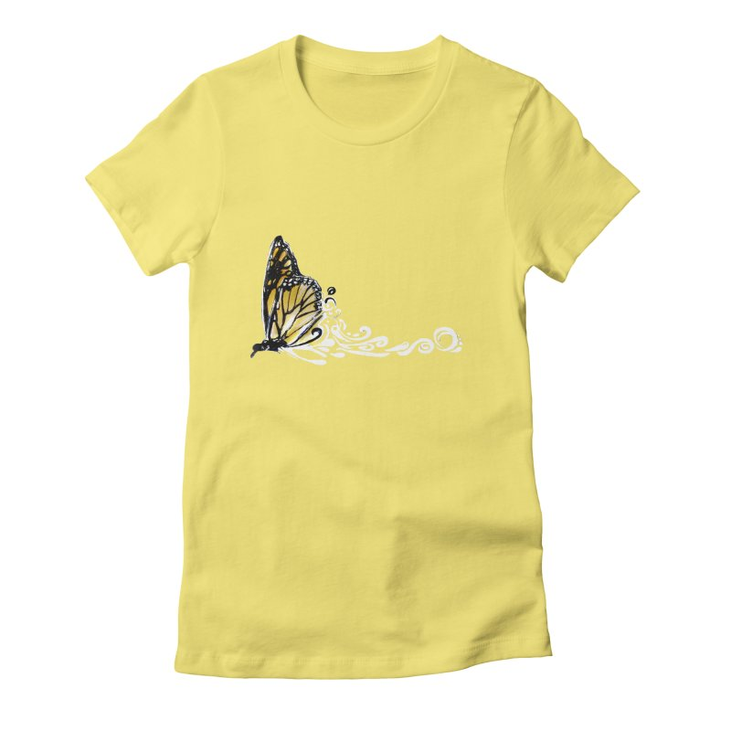Royalty Women's Fitted T-Shirt by NIKARNOLDI.art