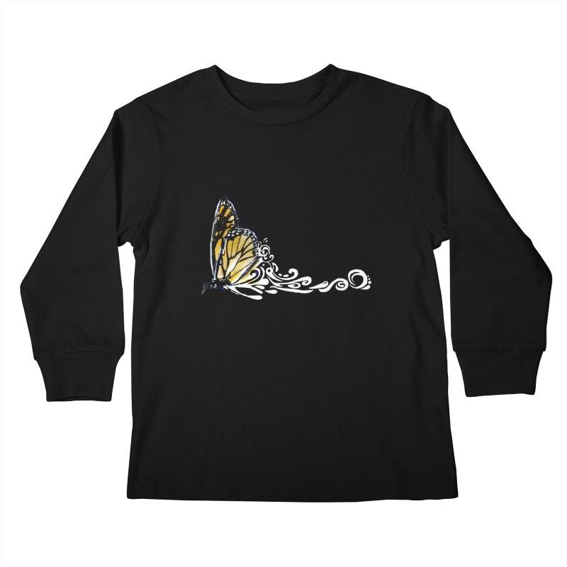 Royalty Kids Longsleeve T-Shirt by NIKARNOLDI.art