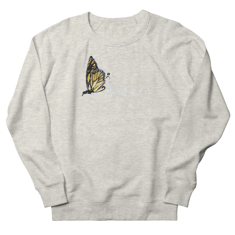 Royalty Women's French Terry Sweatshirt by NIKARNOLDI