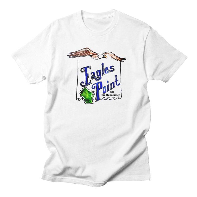 Eagles Point Classic Men's T-shirt by NIKARNOLDI.art