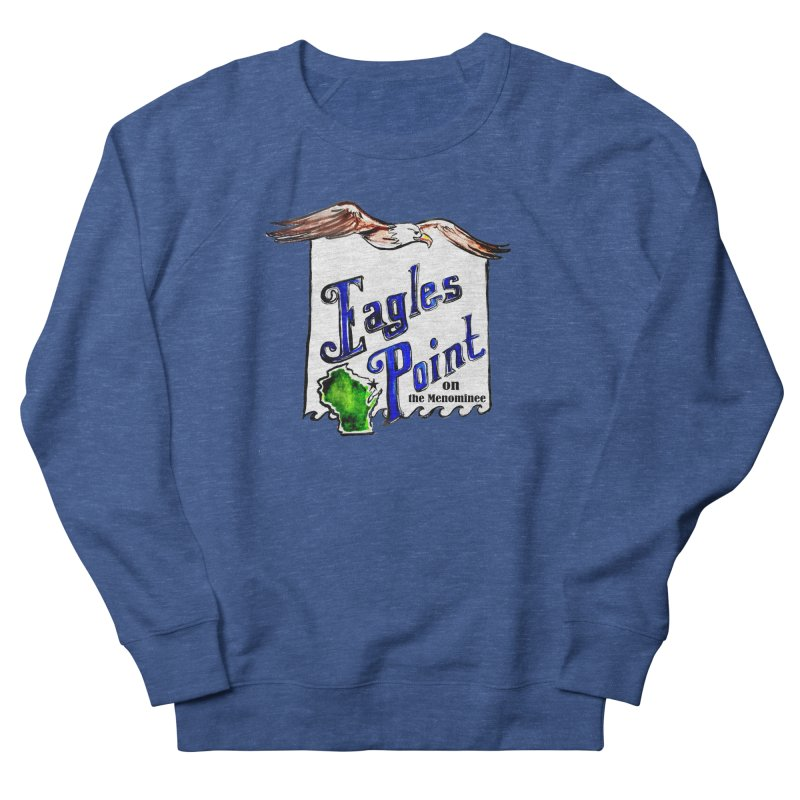Eagles Point Classic Men's Sweatshirt by NIKARNOLDI.art