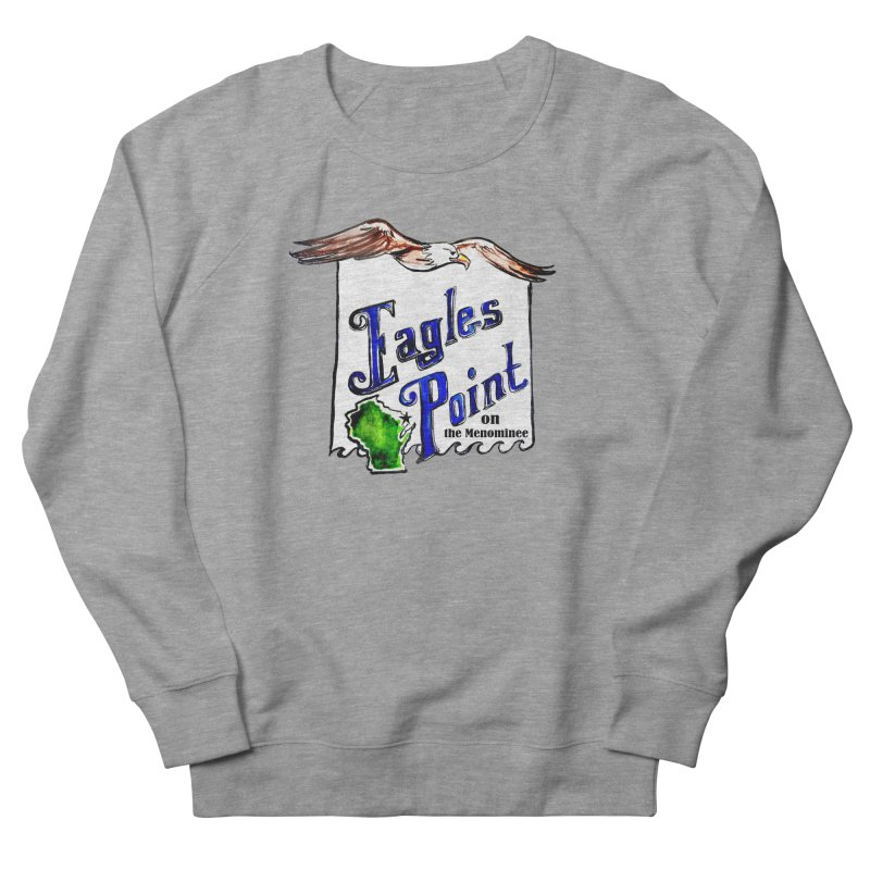 Eagles Point Classic Men's Sweatshirt by NIKARNOLDI.art