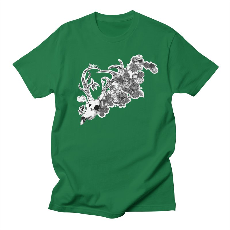Masquerade Women's Regular Unisex T-Shirt by NIKARNOLDI