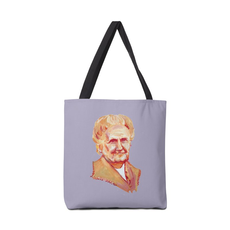 Maria Accessories Tote Bag Bag by NIKARNOLDI