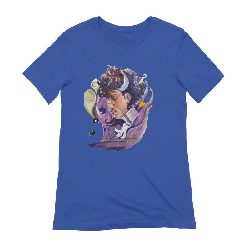 & the Revolution Women's T-Shirt by NIKARNOLDI