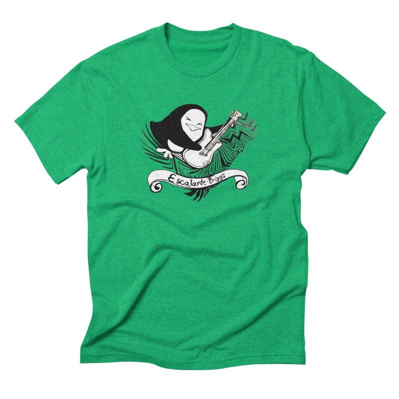 EBA Rocks Men's Triblend T-shirt by NIKARNOLDI.art