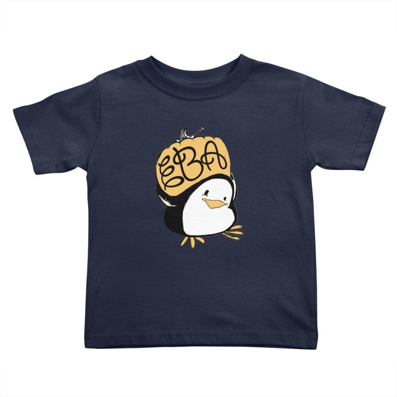 EBA Harvest Kids Toddler T-Shirt by NIKARNOLDI.art