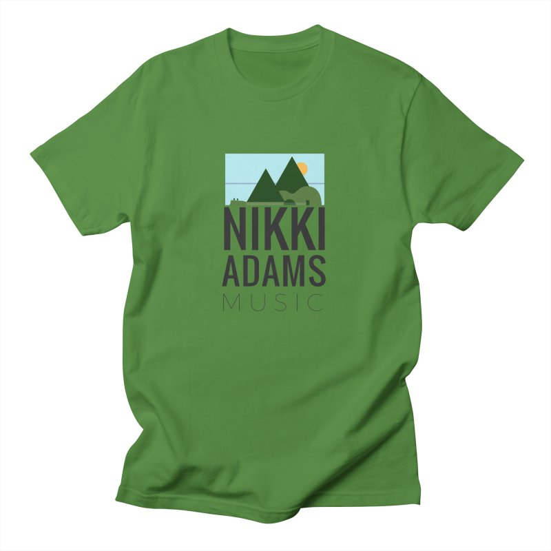 Nikki Adams Music Men's T-Shirt by nikkiadamsmusic's Artist Shop