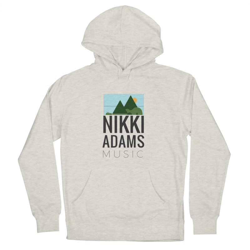 Nikki Adams Music Women's Pullover Hoody by nikkiadamsmusic's Artist Shop