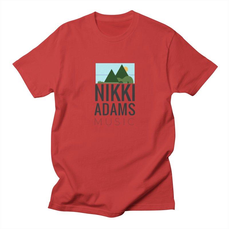 Nikki Adams Music Women's Regular Unisex T-Shirt by nikkiadamsmusic's Artist Shop