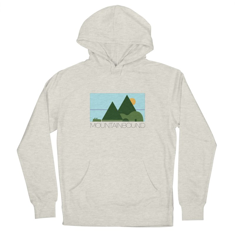 Mountain Bound Men's Pullover Hoody by nikkiadamsmusic's Artist Shop