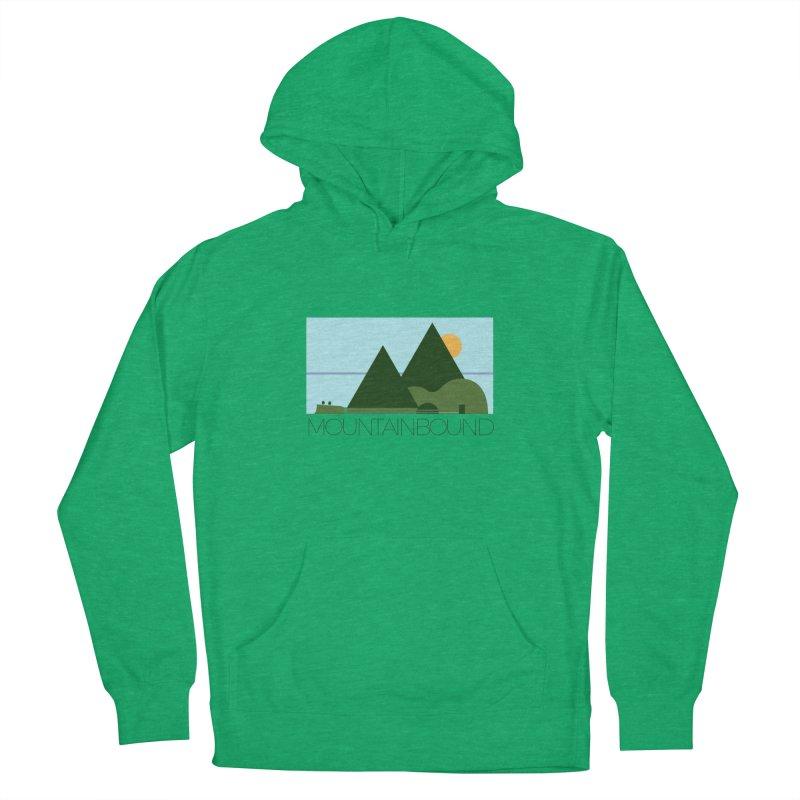 Mountain Bound Men's Pullover Hoody by nikkiadamsmusic's Artist Shop