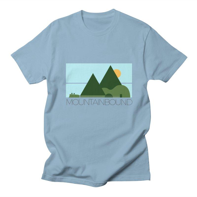 Mountain Bound Women's Regular Unisex T-Shirt by nikkiadamsmusic's Artist Shop