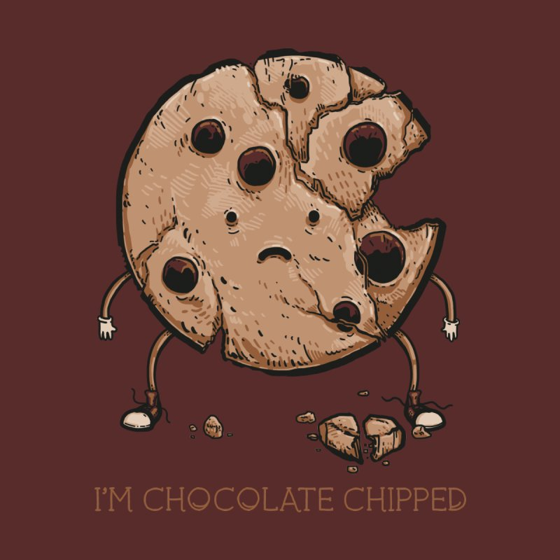 Chocolate Chipped by Nikoby's Artist Shop