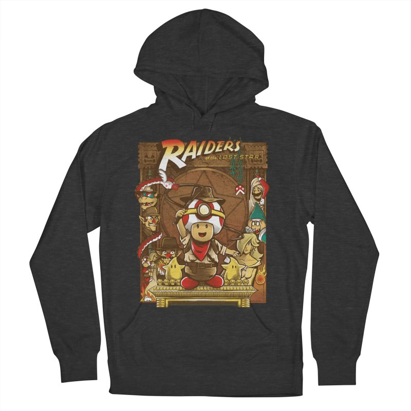 Raiders of the Lost Star Women's Pullover Hoody by Nikoby's Artist Shop