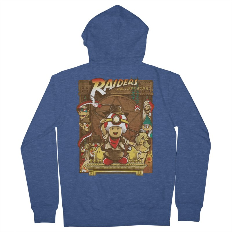 Raiders of the Lost Star Women's Zip-Up Hoody by Nikoby's Artist Shop