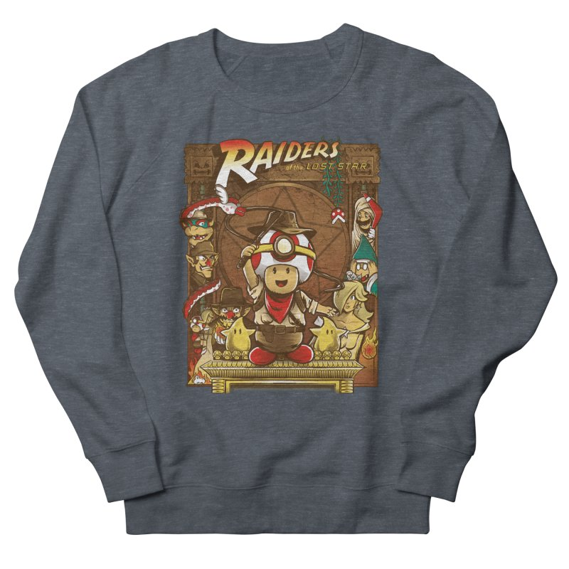 Raiders of the Lost Star Women's Sweatshirt by Nikoby's Artist Shop