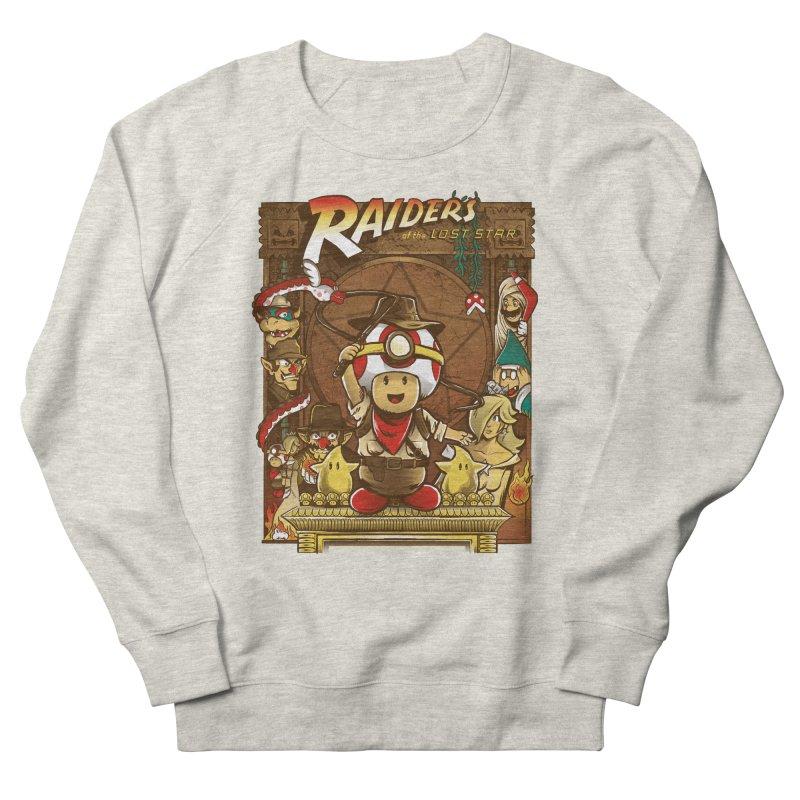 Raiders of the Lost Star Women's Sweatshirt by Nikoby's Artist Shop