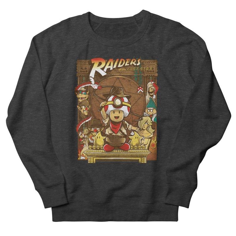 Raiders of the Lost Star Men's Sweatshirt by Nikoby's Artist Shop