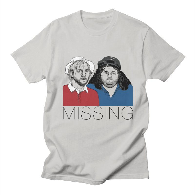 Missing Men's T-shirt by Nikoby's Artist Shop