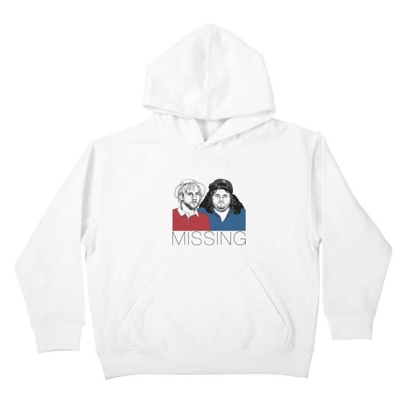 Missing Kids Pullover Hoody by Nikoby's Artist Shop