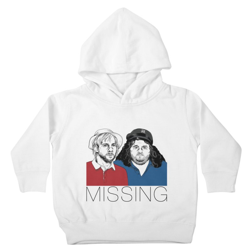 Missing Kids Toddler Pullover Hoody by Nikoby's Artist Shop