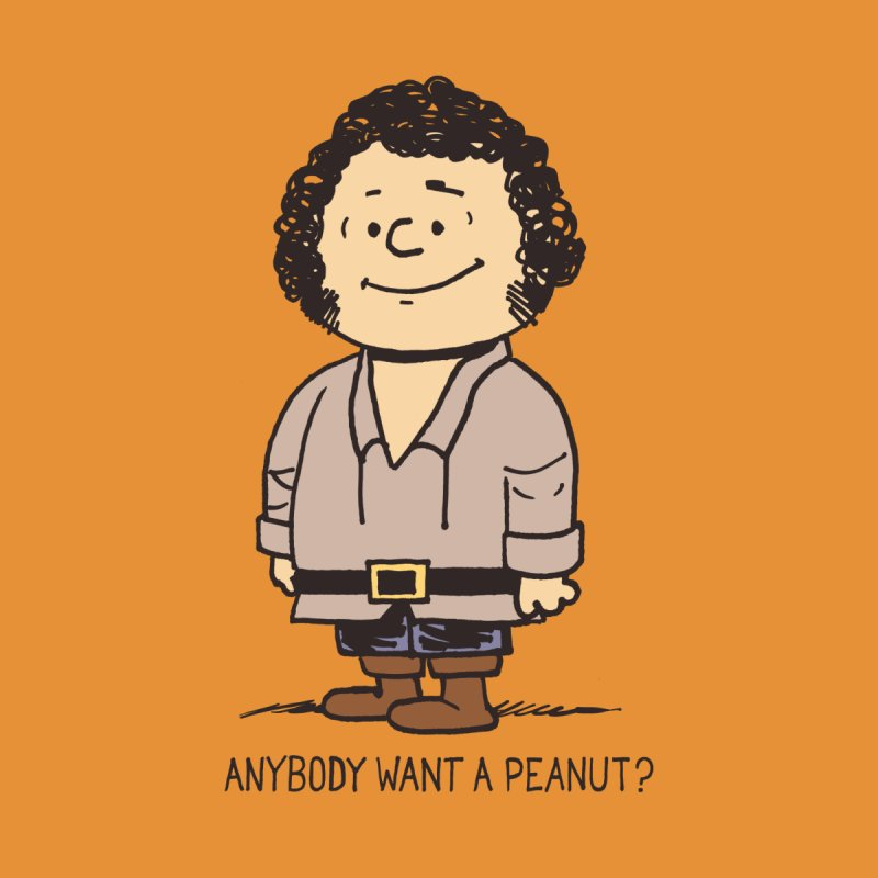 Anybody Want a Peanut? None  by Nikoby's Artist Shop