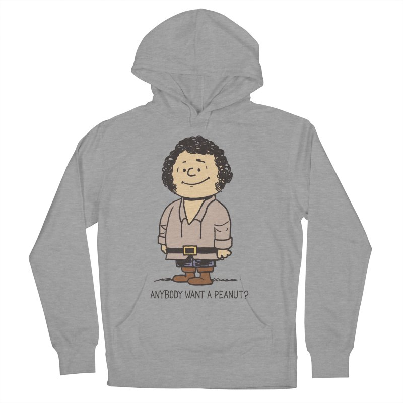 Anybody Want a Peanut? Women's Pullover Hoody by Nikoby's Artist Shop